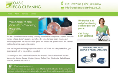 Office Cleaners Manchester